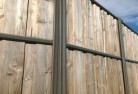 Banks Lap and cap timber fencing 2