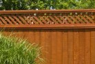 Banks Privacy fencing 3