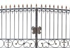 Banks Wrought iron fencing 10
