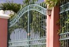 Banks Wrought iron fencing 12