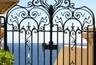 Banks Wrought iron fencing 13