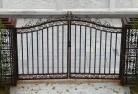 Banks Wrought iron fencing 14