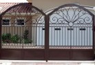 Banks Wrought iron fencing 2