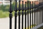 Banks Wrought iron fencing 8