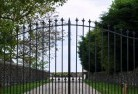Banks Wrought iron fencing 9